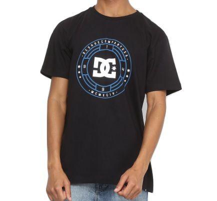 Camiseta DC Shoes Masculina