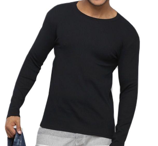 Camiseta Malwee Masculina Mangas Longas