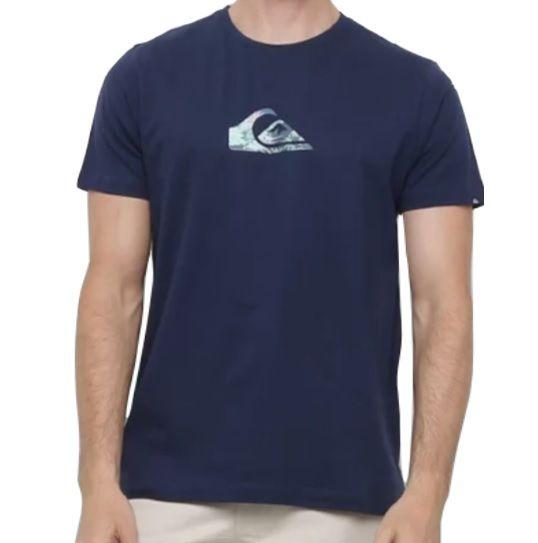 Camiseta Quiksilver Logo Trop Masculina