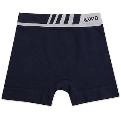 Cueca Lupo Boxer S/ Costura Infantil