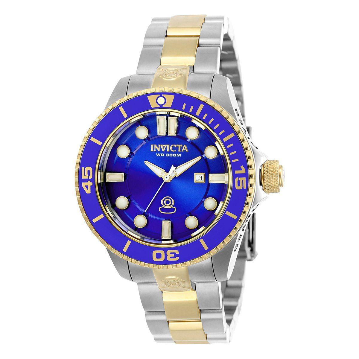 Relógio Invicta Grand Diver Analógico 019816 Masculino