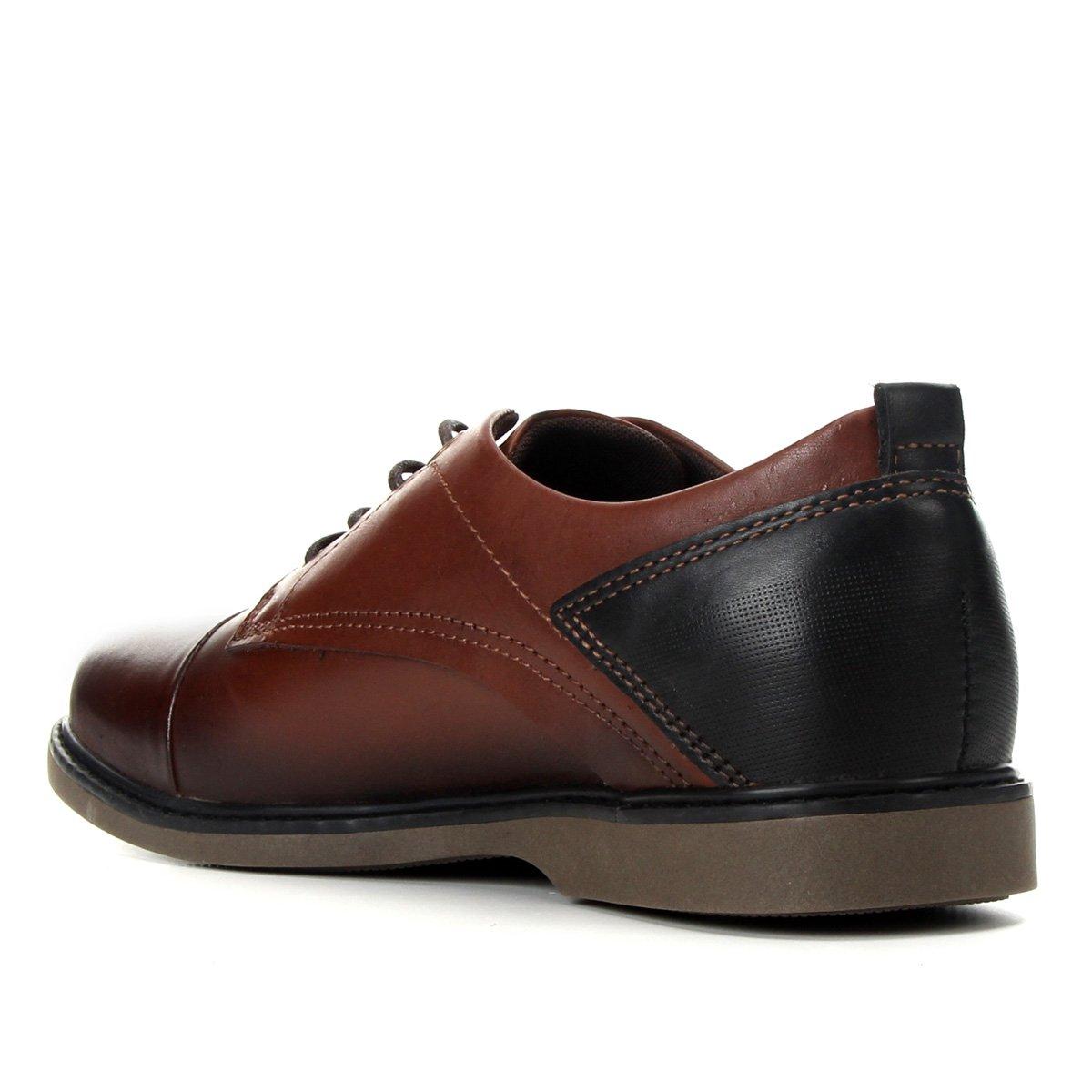 Sapato Couro West Coast Masculino