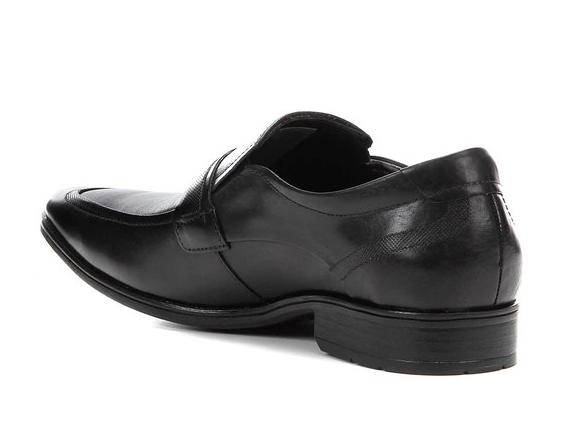 Sapato Social Democrata Couro