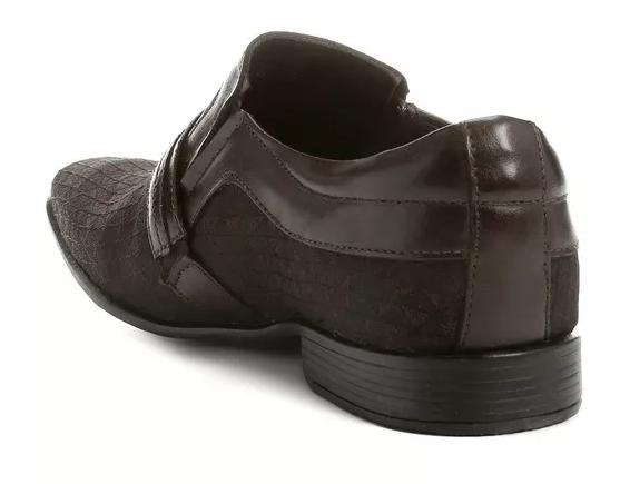 Sapato Social Rafarillo Premium Couro