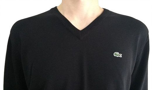 Suéter Tricot Lacoste Masculino