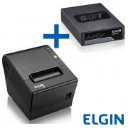 Kit Sat- Impressora Elgin I9 (usb) + Sat Fiscal Elgin Linker