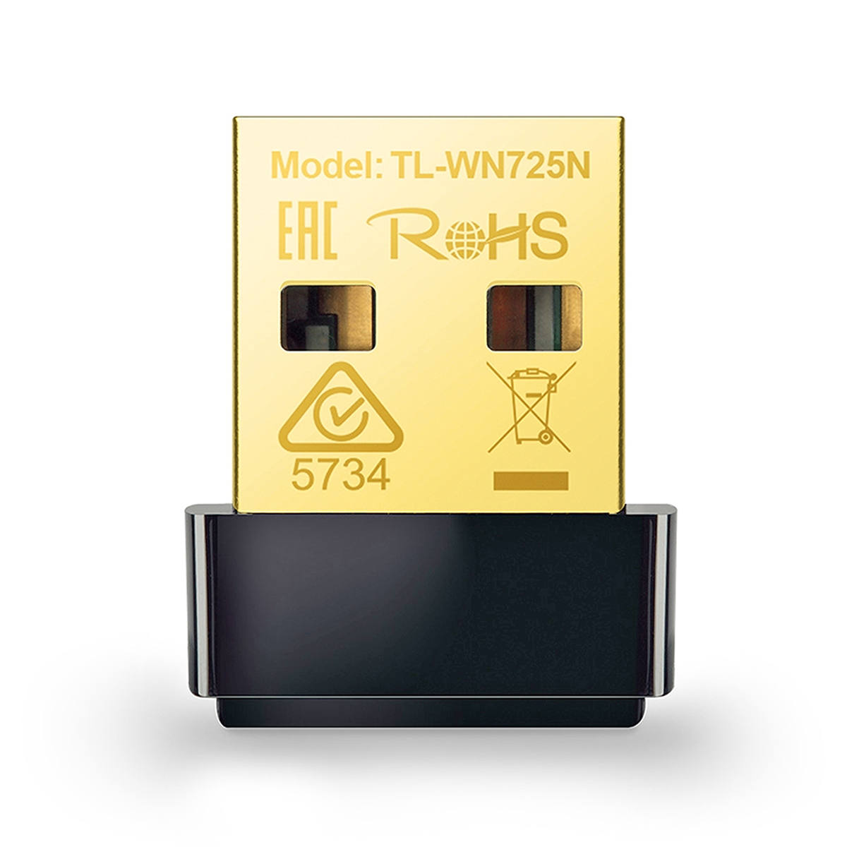 ADAPTADOR REDE USB WIRELESS 150MBPS TP-LINK TL-WN725N