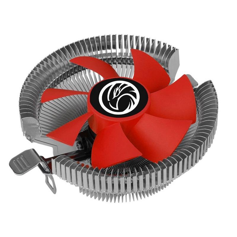 COOLER BRAZILPC CLA965W P/ INTEL E AMD (775/1156/1155/1150/1151/AM2/AM3/AM4/FM1/FM2) BOX I