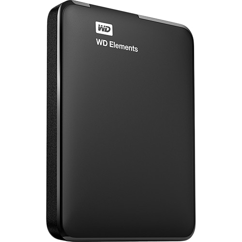 HD EXTERNO 1TB WESTERN DIGITAL WDBEPK0010BBK USB 3.0