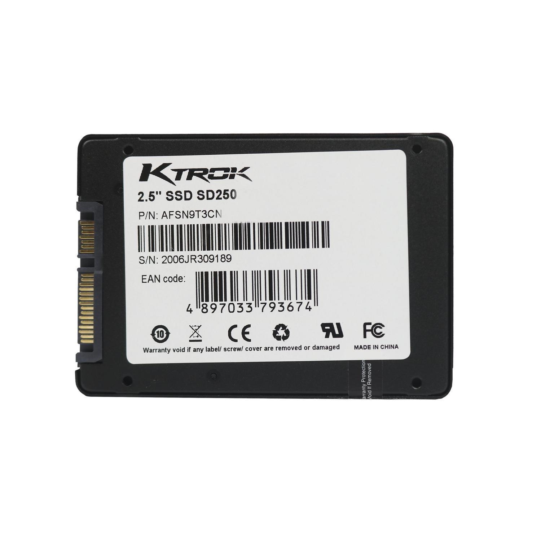 HD SSD 240GB KTROK 2,5 SATA SOLID STATE DRIVE KTROK240GB