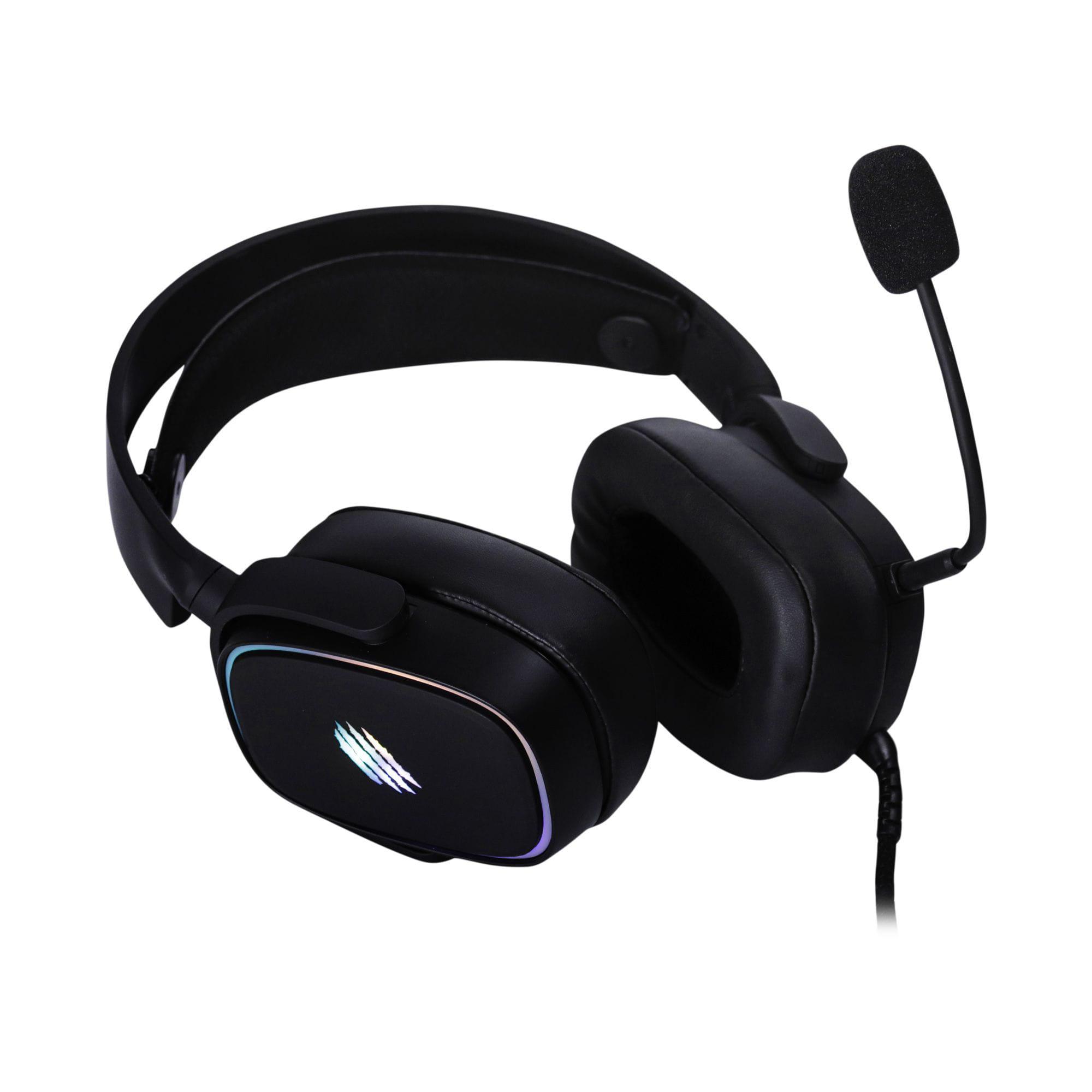 HEADSET GAMER RGB ZION PR HS415