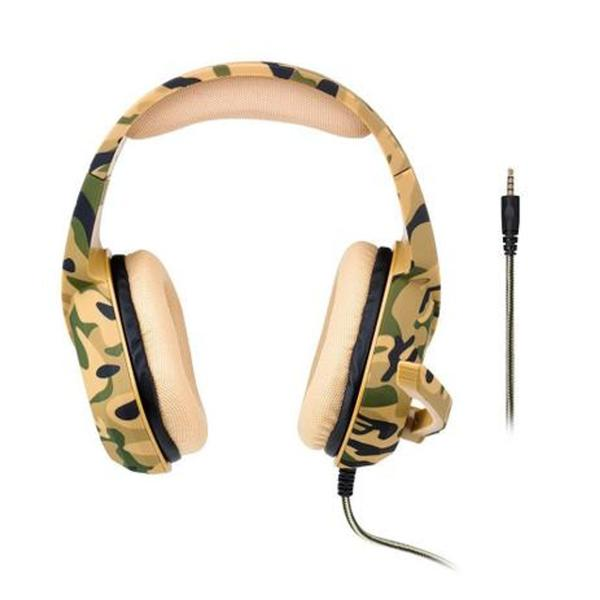 HS407 HEADSET ARMY P/ PS4 OEX