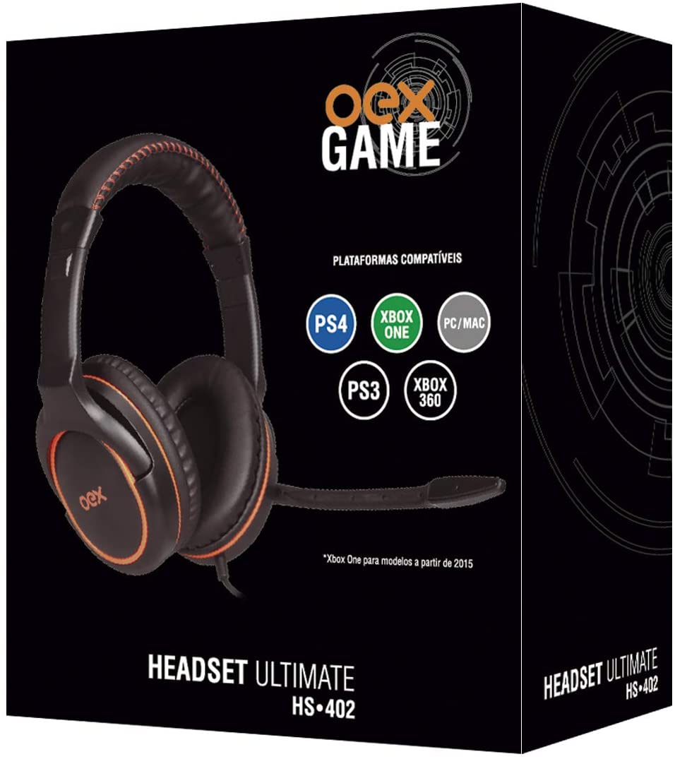 HS-402 HEADSET ULTIMATE