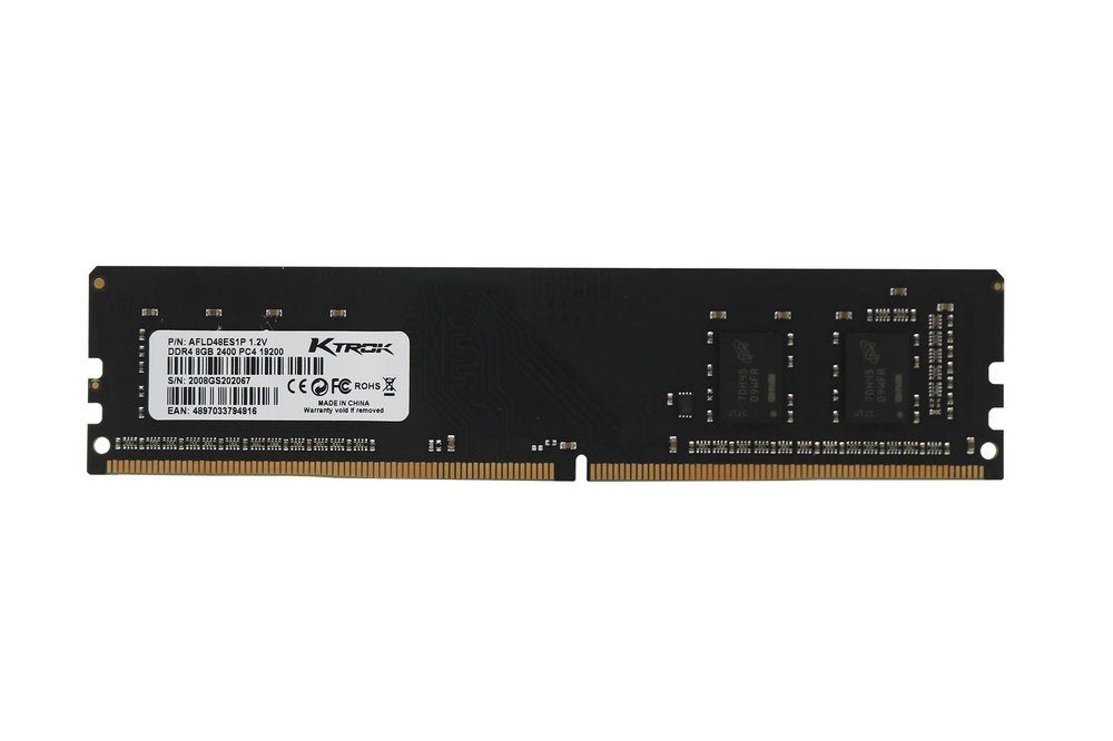 MEMORIA 4GB DDR4 2400MHZ KTROK KTROK4G2400-Garantia: 365 dias