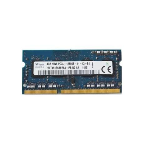 MEMORIA NOTEBOOK 4 GB DDR3/1600 HYNIX
