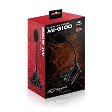 MICROFONE GAMER MI-G100BK C3TECH
