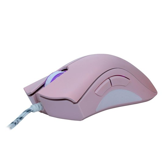 MOUSE GAMER BOREAL PINK MS319