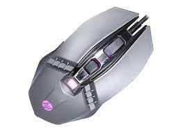 MOUSE GAMER HP USB M270 2400DPI LED CHUMBO-Garantia: 365 dias