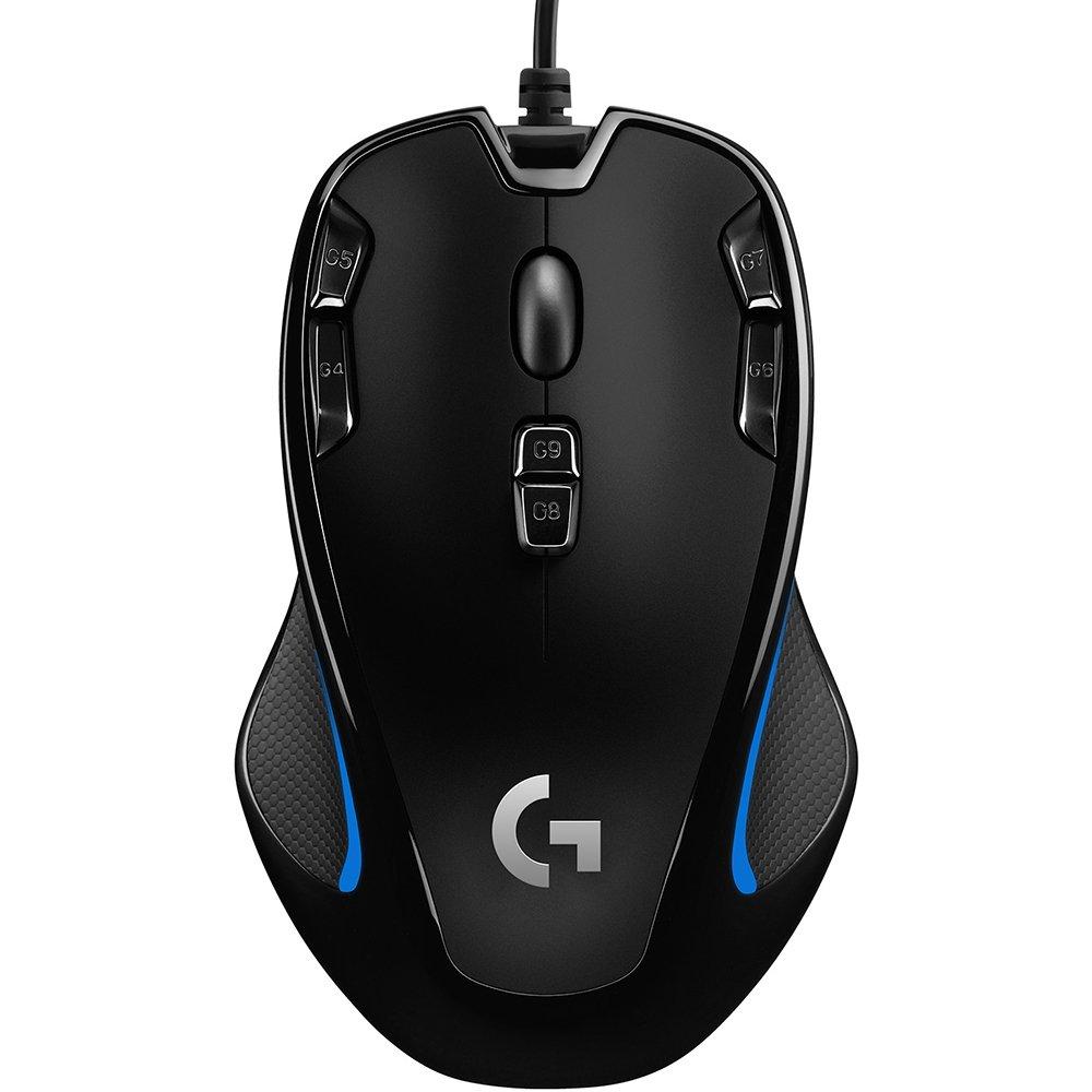 MOUSE LOGITECH G300S GAMER 3