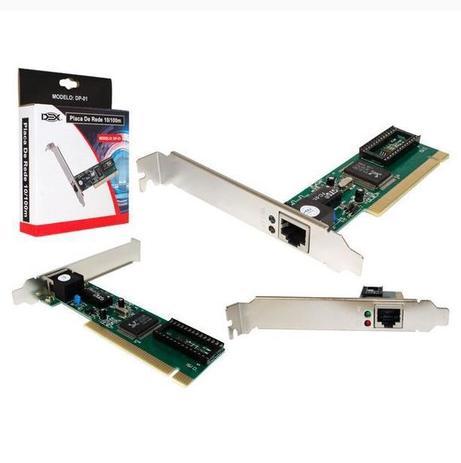 PLACA DE REDE PCI 10/100 DEX DP-01
