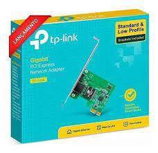 PLACA DE REDE PCI-E 10/100/1000 TP-LINK TG-3468-Garantia: 365 dias