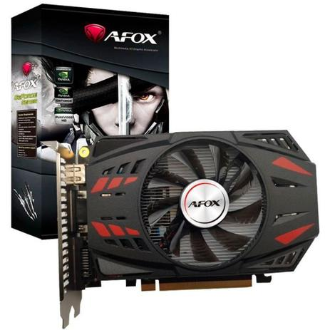 VGA PCI-E 2GB GTX750TI AFOX AF750TI-2048D5H3-V2 128B DDR5