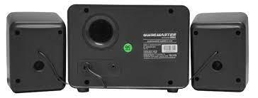 SUBWOOFER GAMER K-MEX 2.1 SS9800 C/LEDS