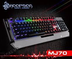 TECLADO PARA COMPUTADOR MARCA HOOPSON MJ70