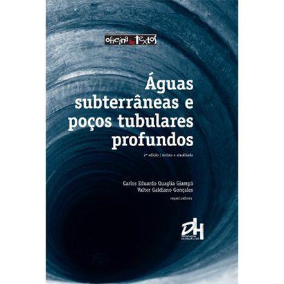 Águas Subterrâneas e Poços Tubulares Profundos - 2º ed.