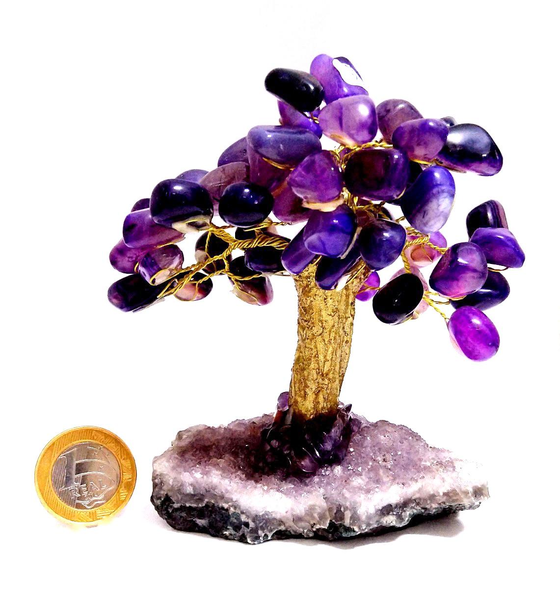 Árvore de Minerais - 13 a 15 cm