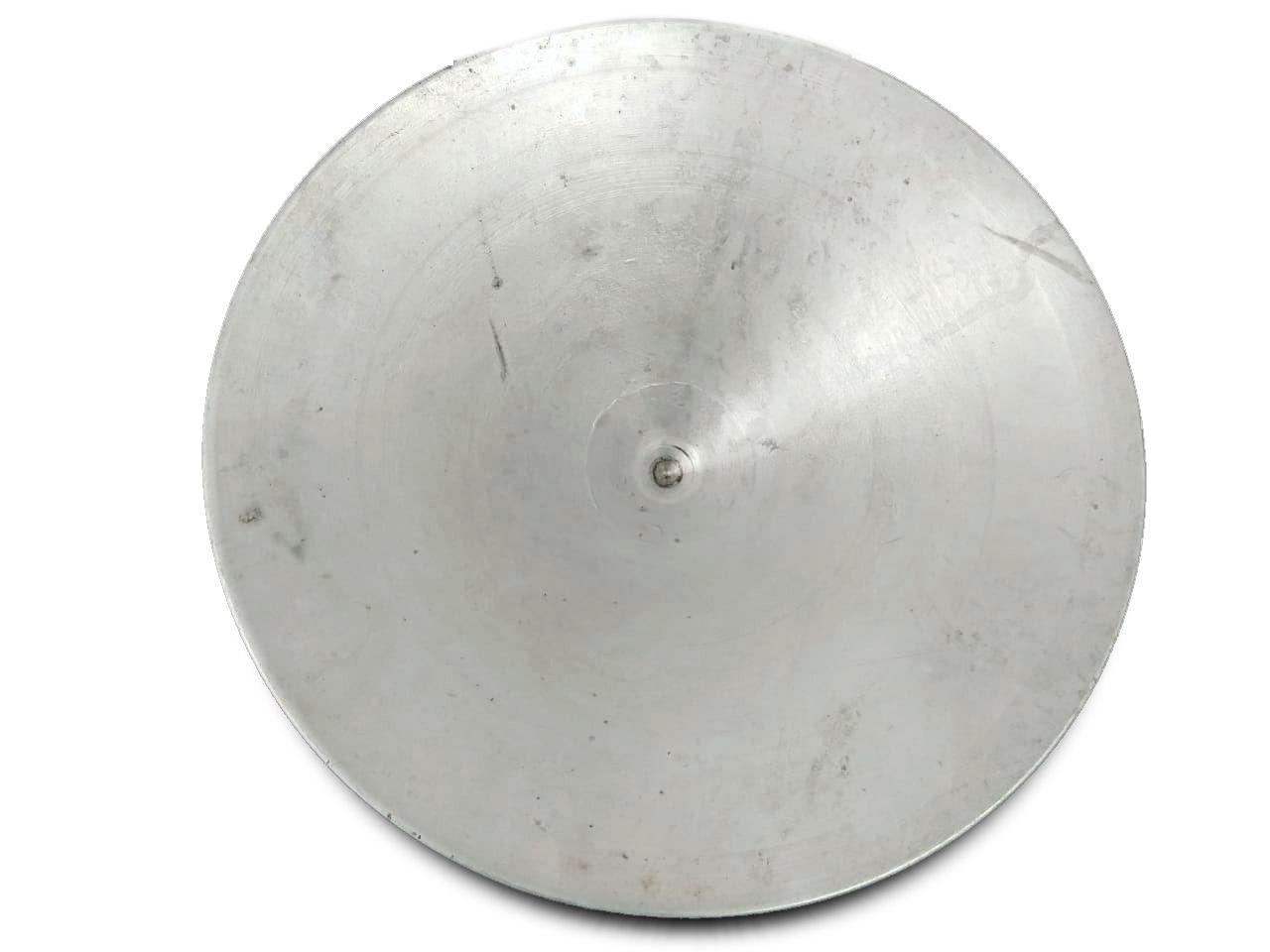 Bateia de Aço Galvanizado para Garimpo - 450 mm