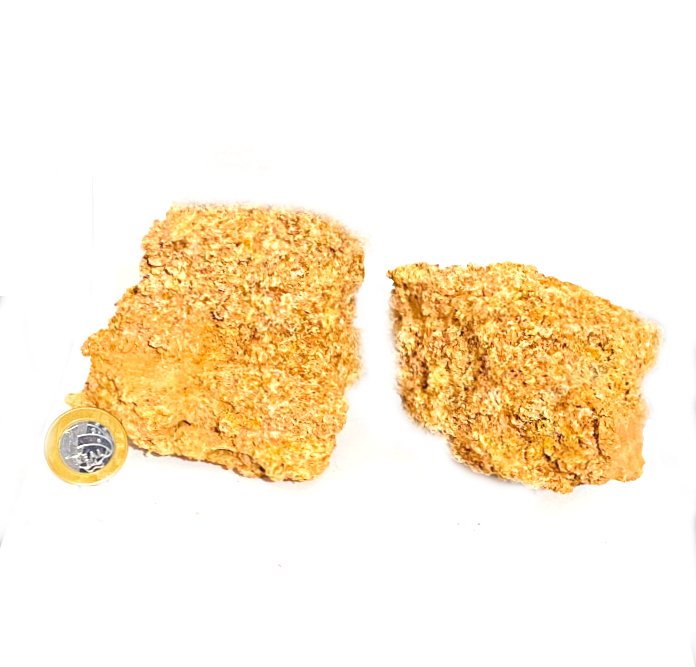 Bauxita Bruto | 10 a 12 cm | 0,300 kg