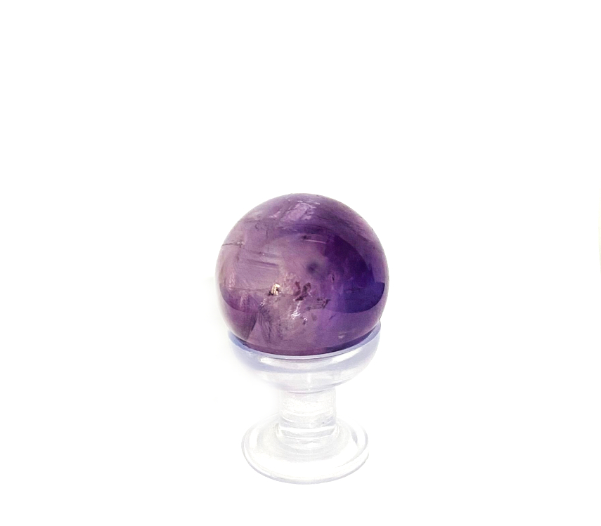 Bola de Ametista - Polida - 5 cm