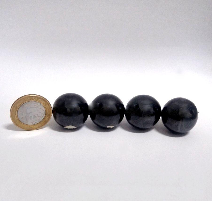 Bola de Hematita Magnética - 2 a 3 cm