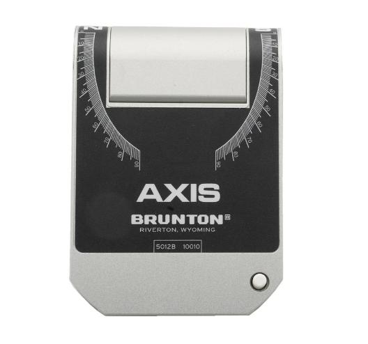 Bússola Brunton Axis Geo Transit | F-5012