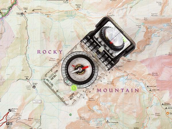 Bússola de Navegação | Brunton TruArc 15