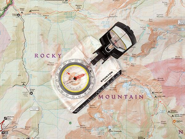 Bússola de Navegação | Brunton TruArc 7