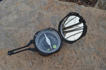 Bússola Geológica Tipo Brunton | DQL-8