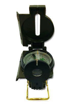Bússola Lensática para Mapas (Tipo 9077)