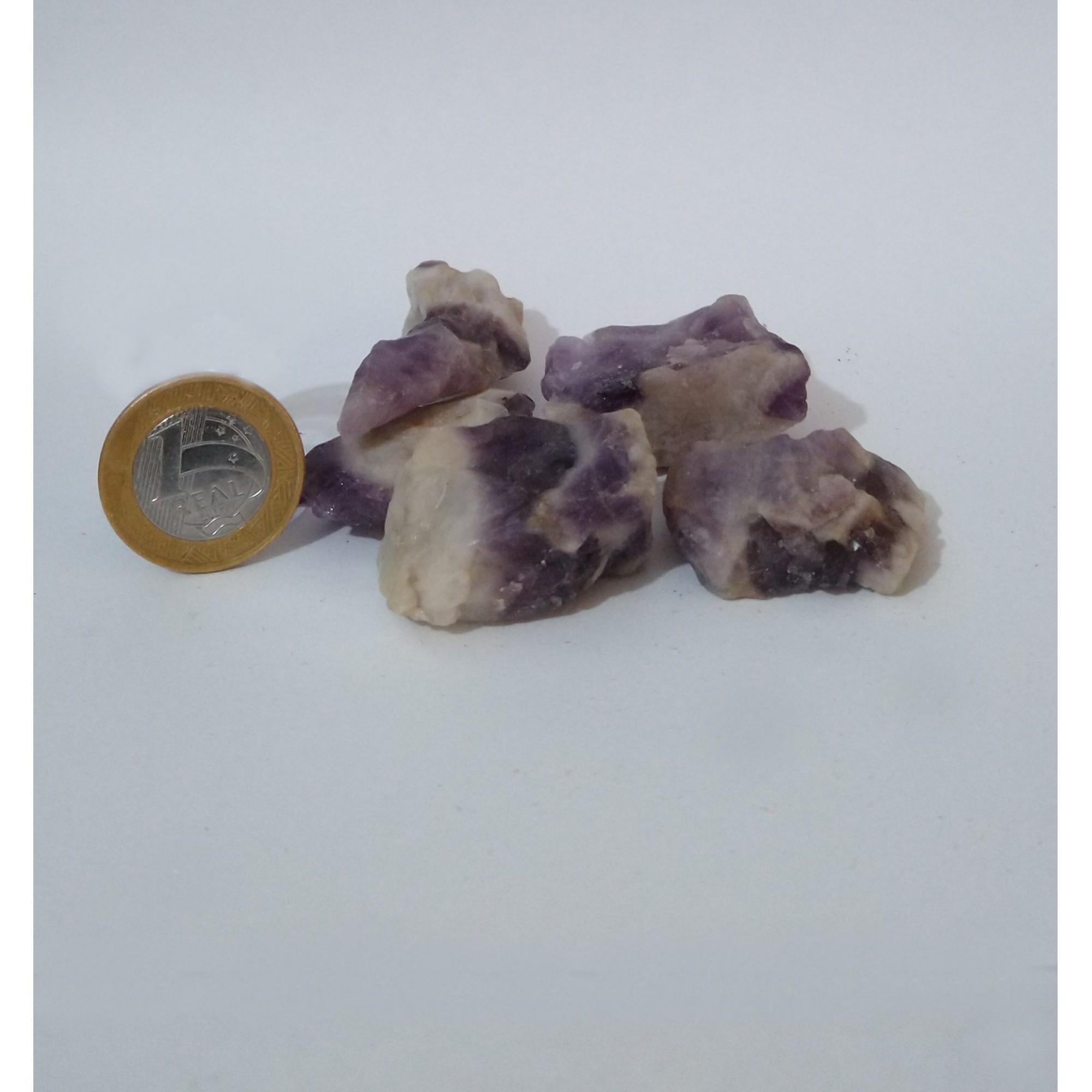 Cacoxenita Bruto - 3 a 4 cm