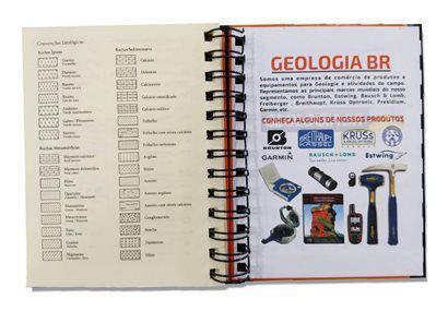 Caderneta de Campo - Geologia BR