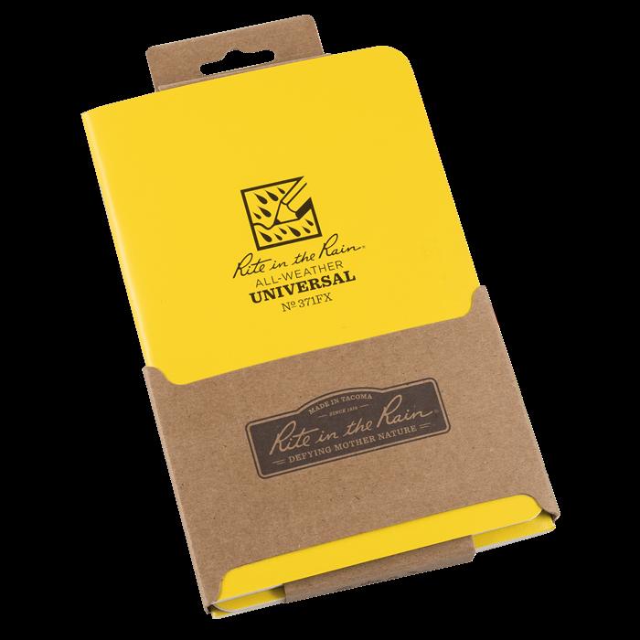 Caderneta de Campo Impermeável 371-FX