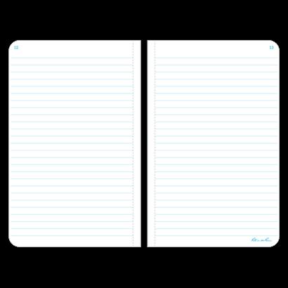 Caderneta de Campo Pautada Impermeável 390