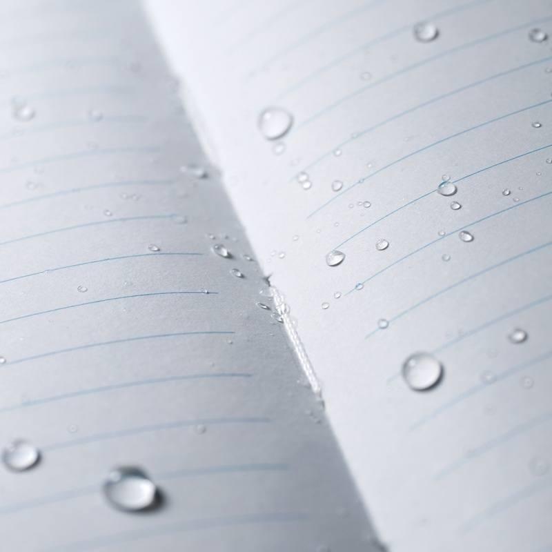 Caderneta de Campo Pautada Impermeável RITR | 390F