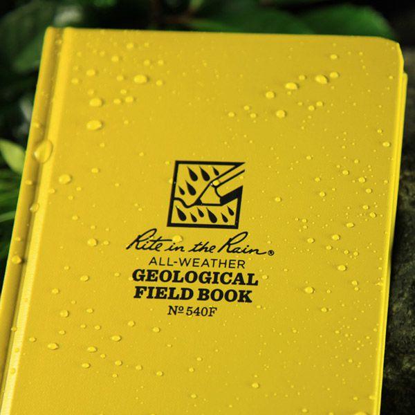 Caderneta Impermeável de Campo RITR   540F