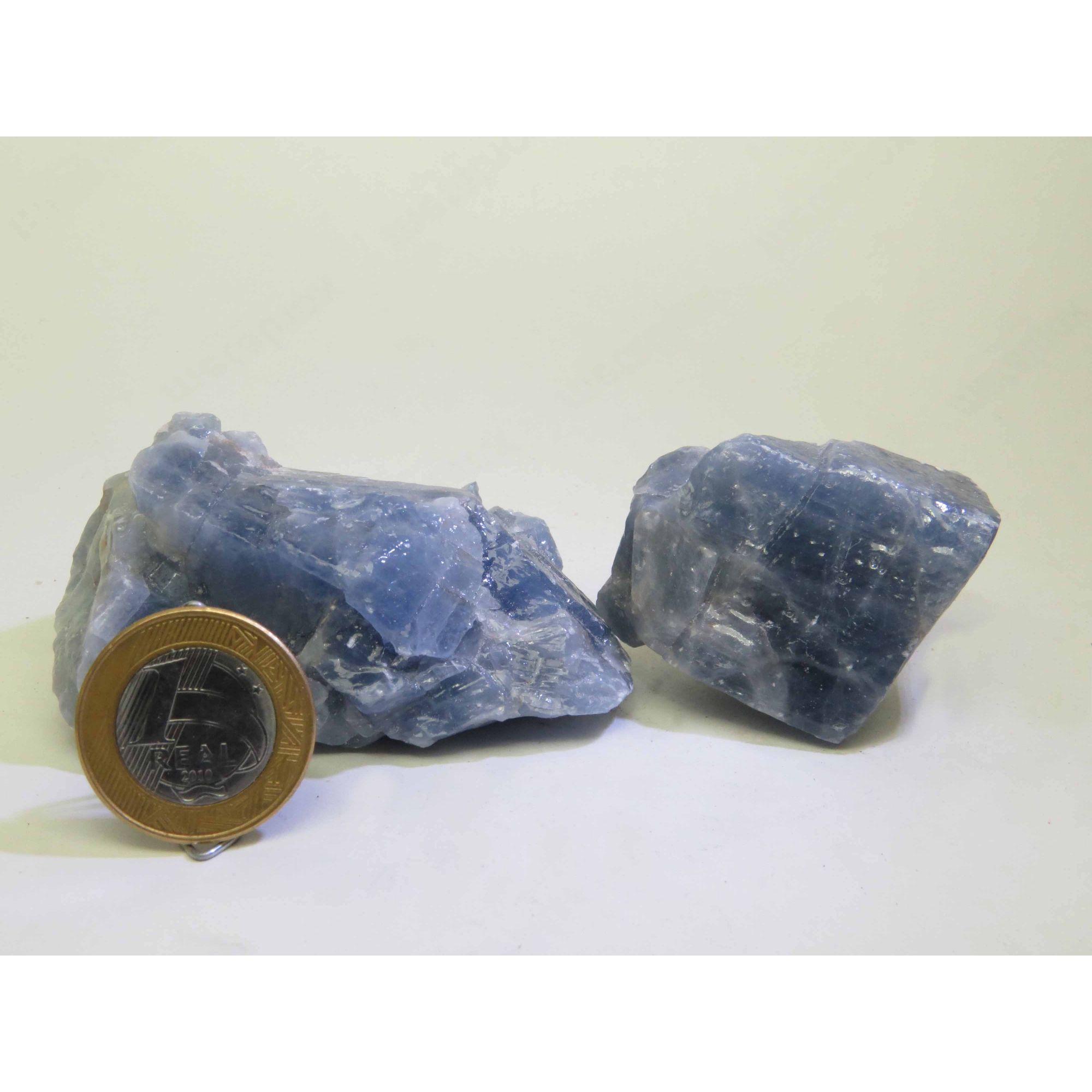 Calcita Azul - Bruto