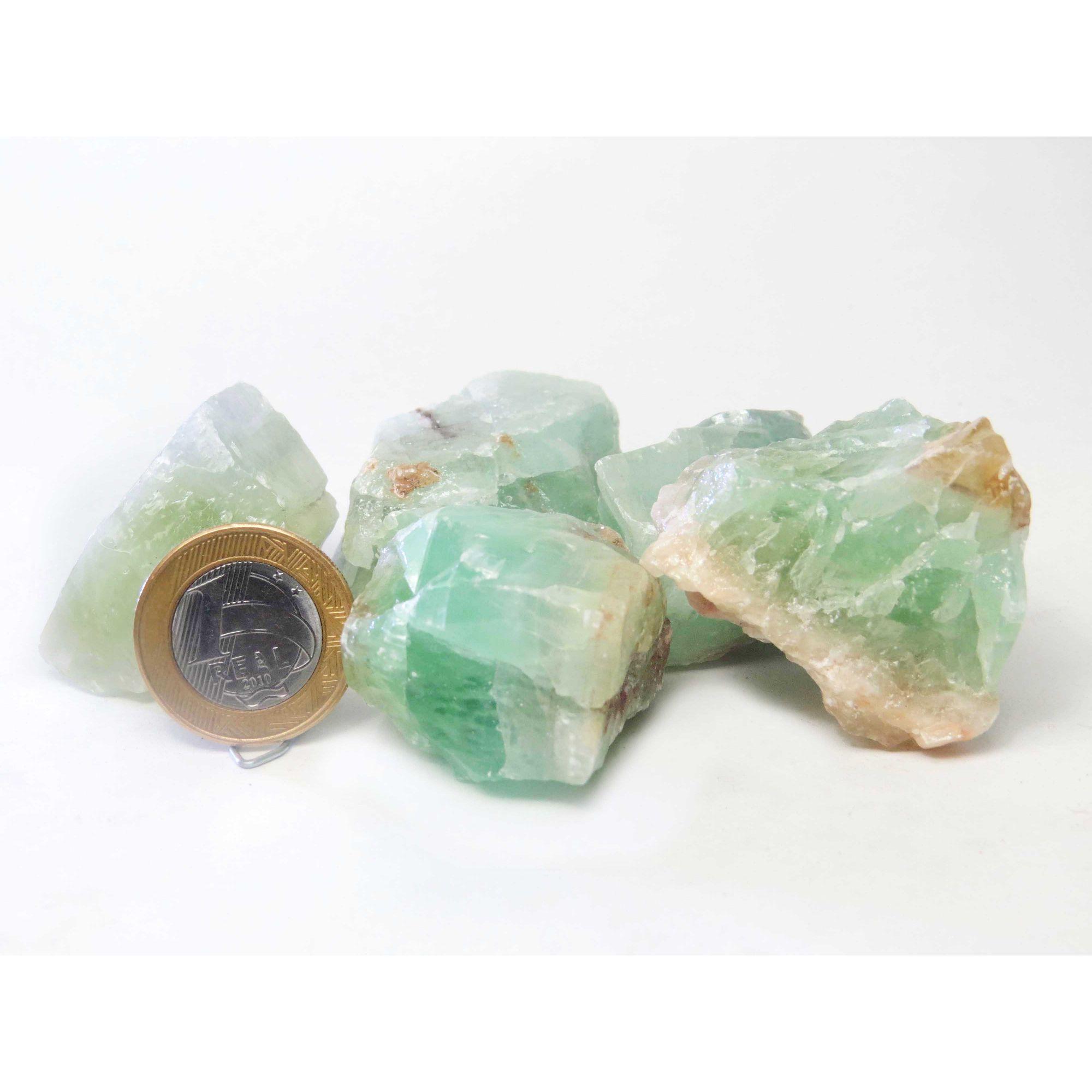Calcita Verde - Bruto