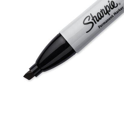 Caneta Sharpie Preta | Marcador Permanente 0,9mm