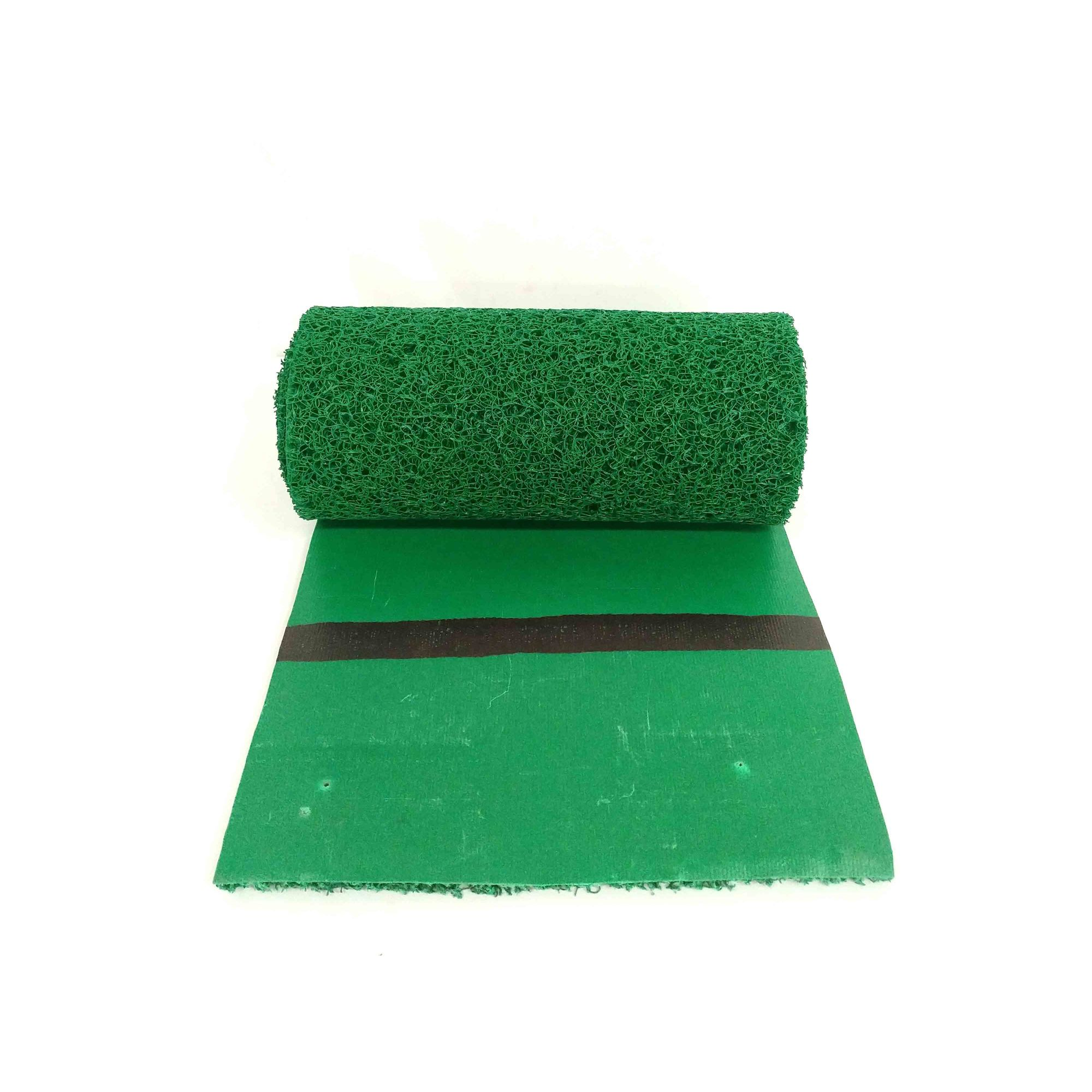 Carpete para Garimpo de Ouro - Vinil Gold 10 mm Espessura - Verde Bandeira | 25 cm a 60 cm
