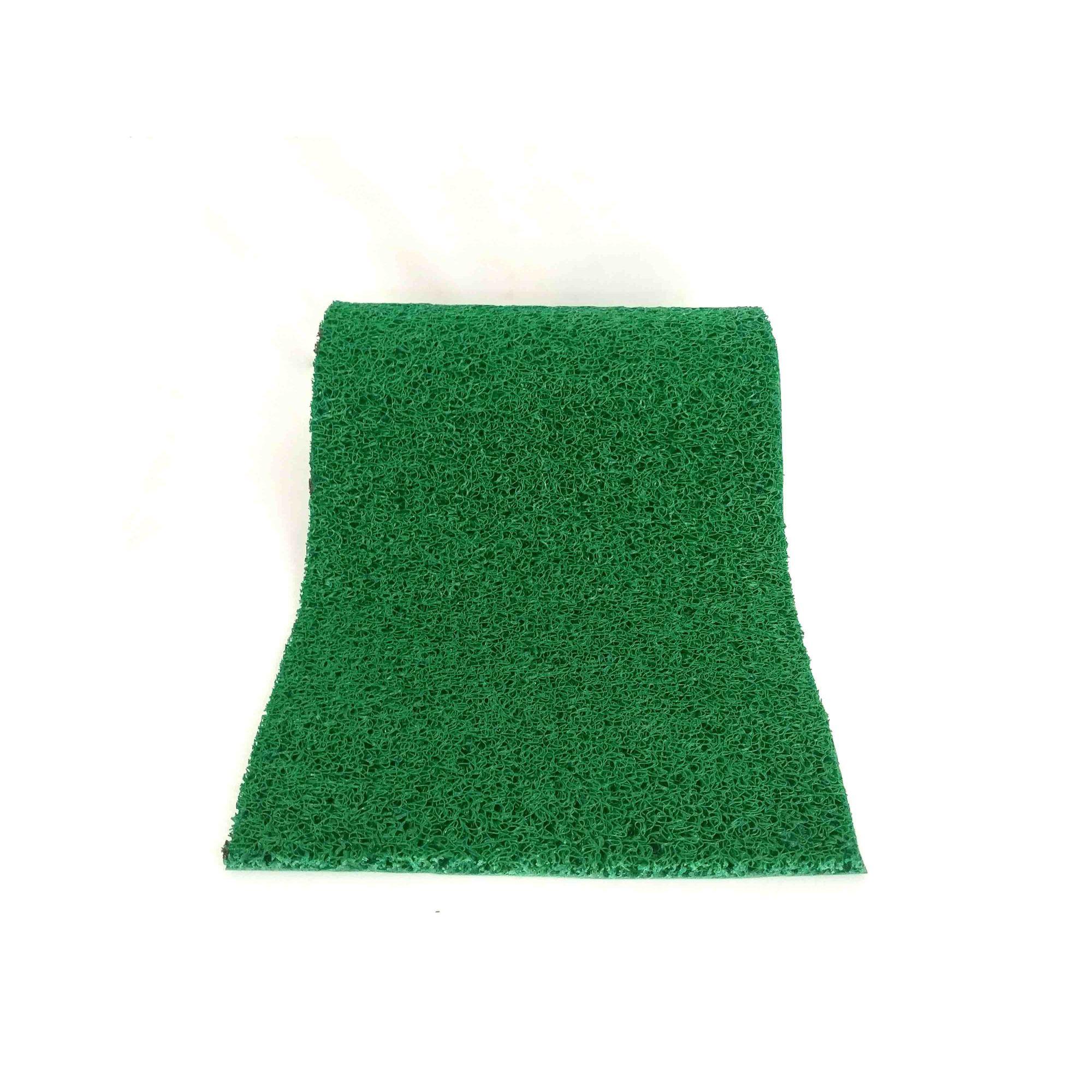 Carpete para Garimpo de Ouro - Vinil Gold 10 mm Espessura - Verde Bandeira | Outros Tamanhos